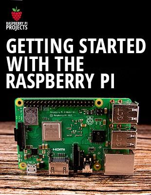 Getting Started with the Raspberry Pi Free Book