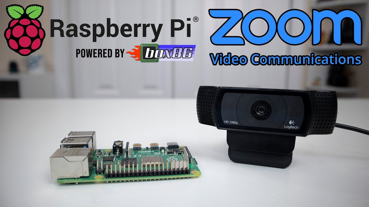 Installing Zoom on Raspberry Pi with Box86