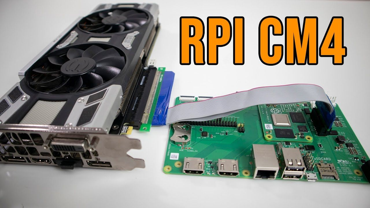 Raspberry Pi CM4 First Look & Review