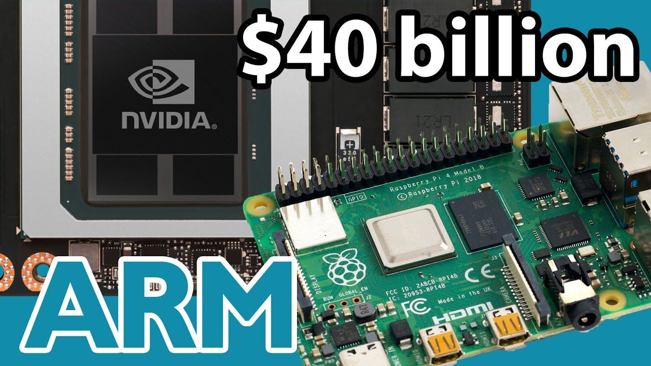 What does Nvidia buying ARM mean for Raspberry Pi?