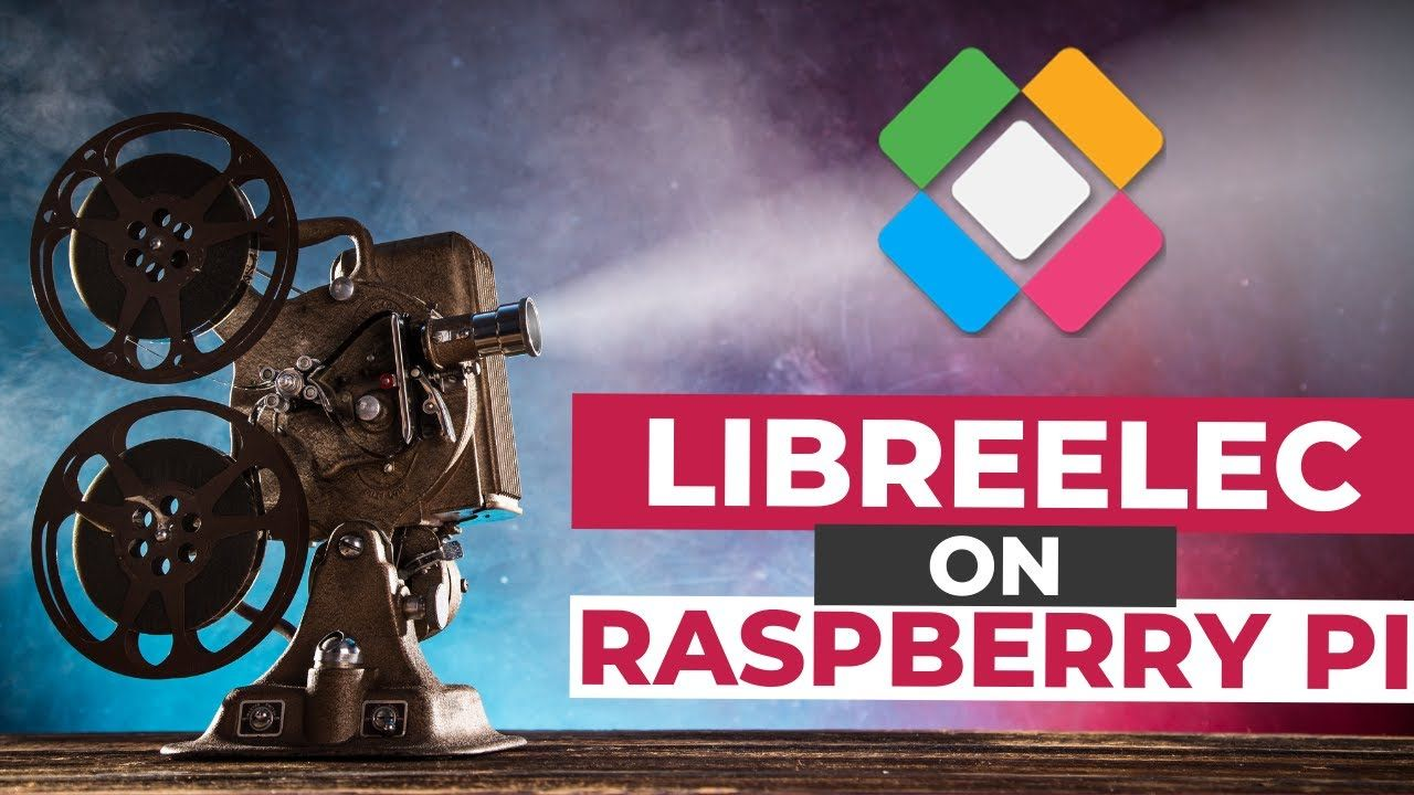 How to install LibreELEC on Raspberry Pi (Kodi with Netflix on Raspberry Pi 4)