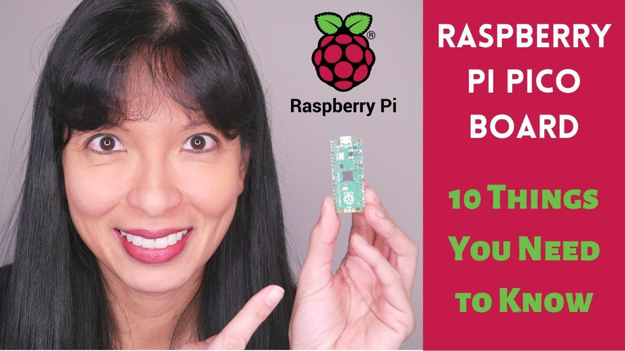10 Things You Need to Know about Raspberry Pi Pico