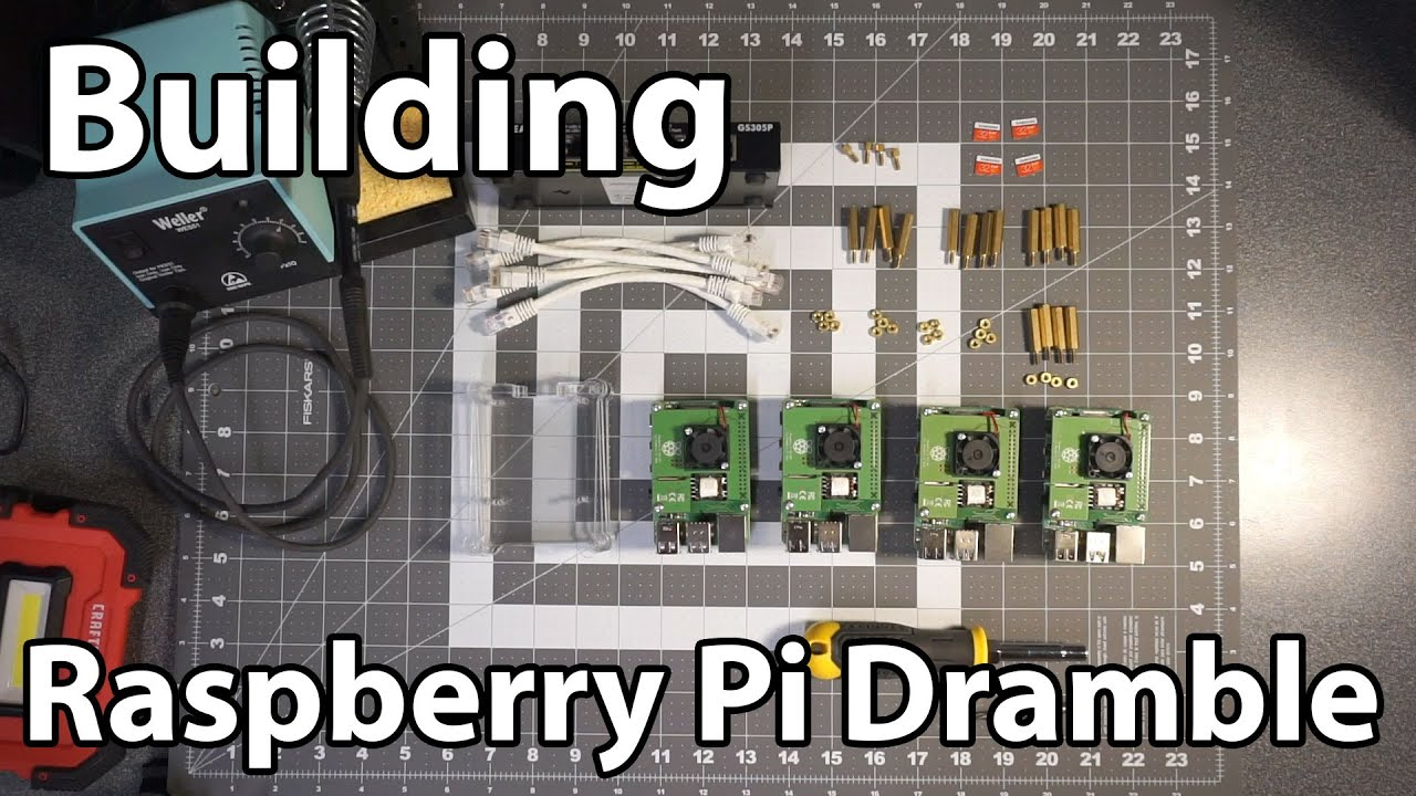 Building and Configuring the Raspberry Pi Dramble