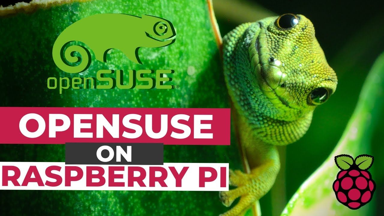 How to Install OpenSuse on Raspberry Pi