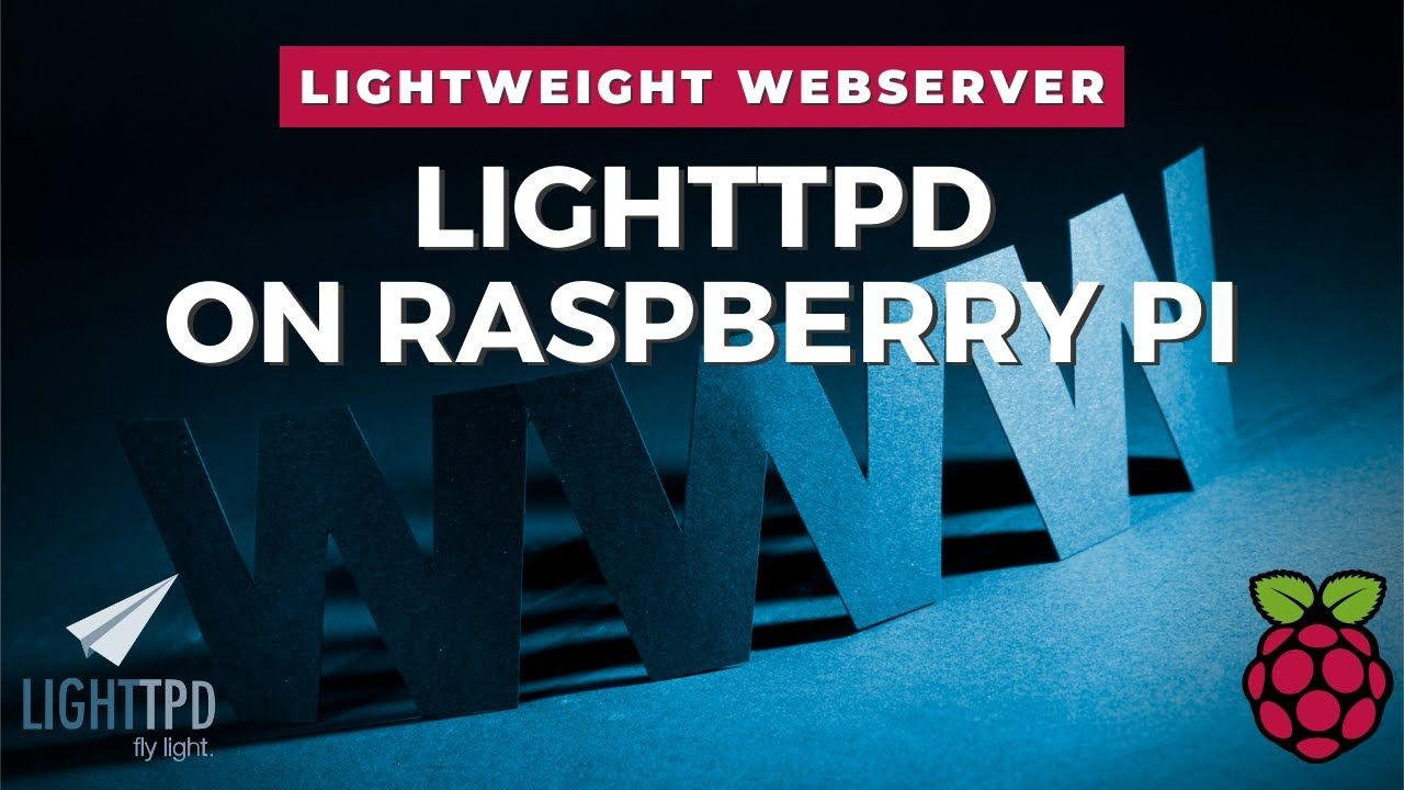 How to Install Lighttpd on Raspberry Pi OS (with PHP and Python)