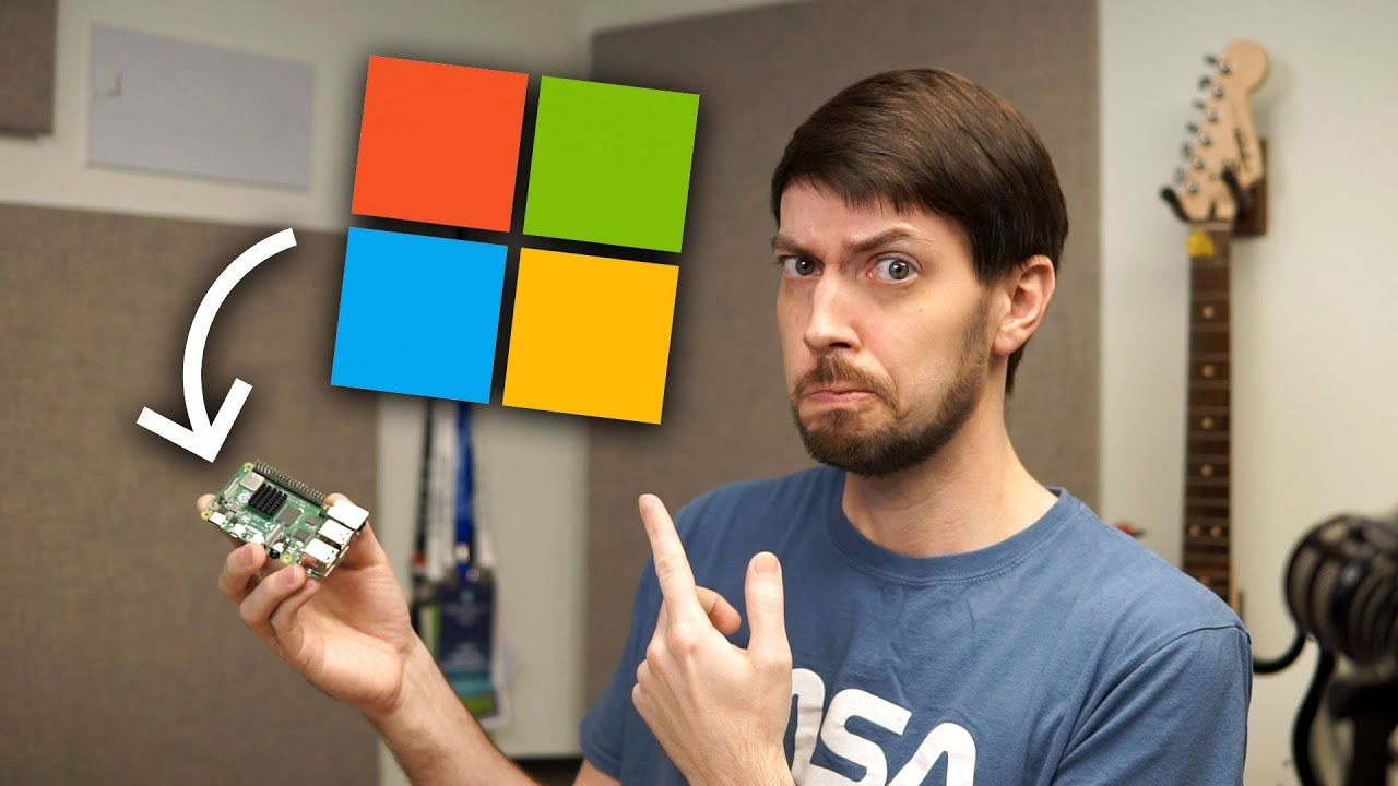 Is Microsoft Spying on your Raspberry Pi?
