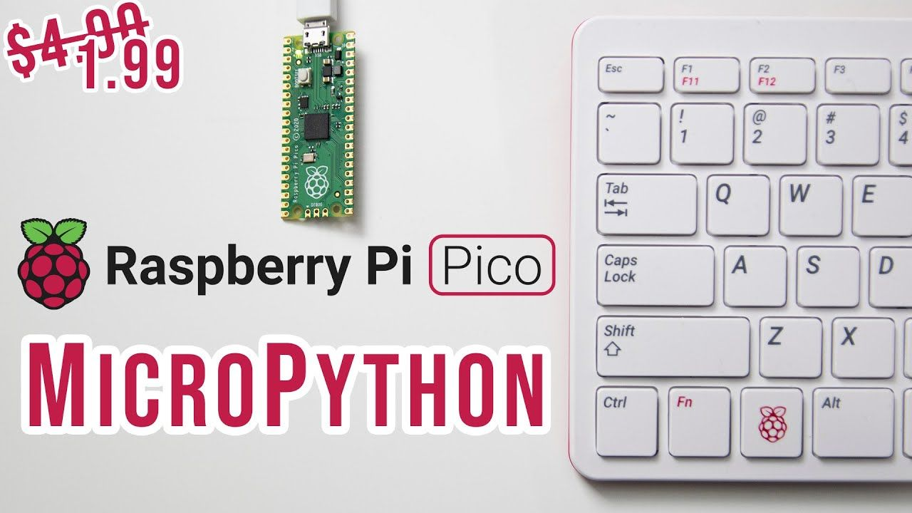 Raspberry Pi Pico – Getting Started with MicroPython with Thonny and rShell