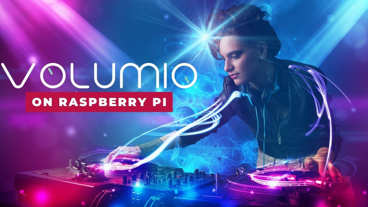 Getting Started with Volumio on Raspberry Pi – The Music Player distribution
