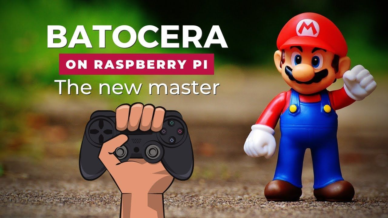 Getting started with Batocera on Raspberry Pi (Retro-gaming solution)