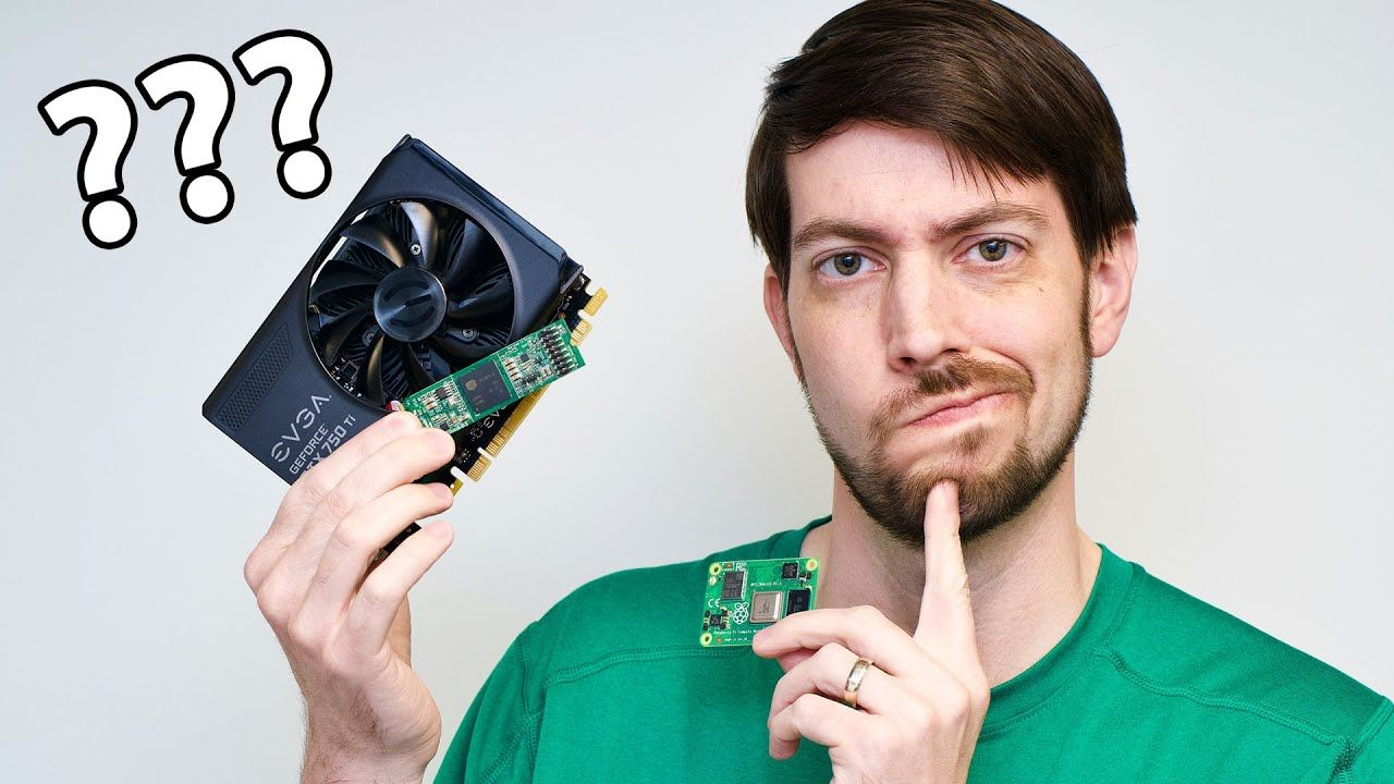 Will ANY GPUs work on the Raspberry Pi?