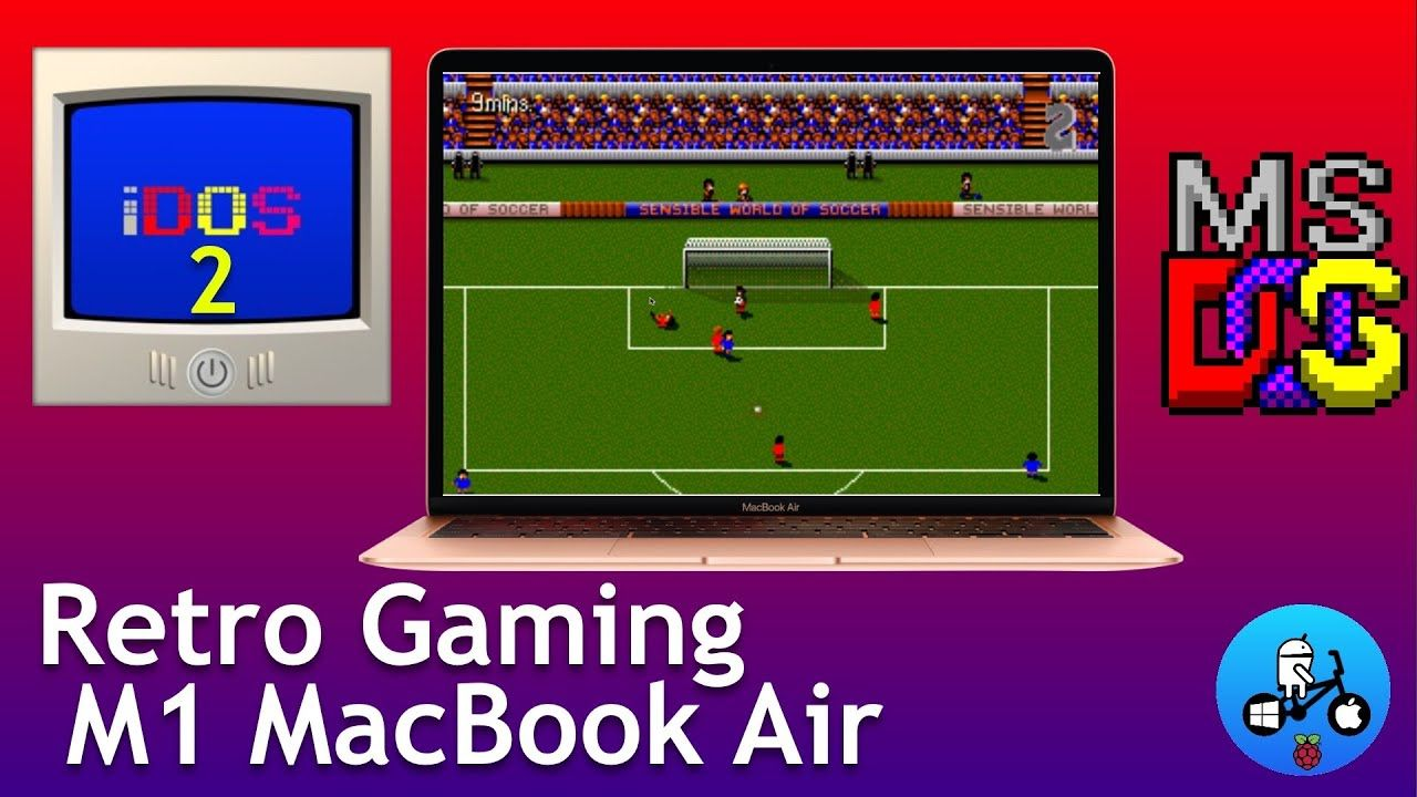 Retro PC Gaming on M1 MacBook. How to setup & mount folders with iDos 2.