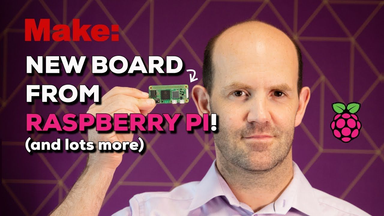 Pi's the Limit: Eben Upton on Raspberry Pi's Most Exciting Year — And  the New Pi Zero 2 W