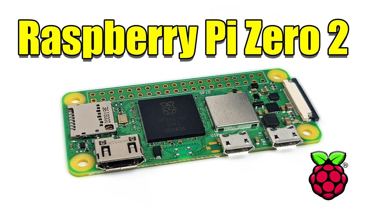 The New Raspberry Pi Zero 2 W Is Here And Awesome! First Look & Review